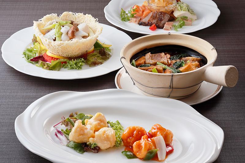 中国料理「珠江」秀麗コース