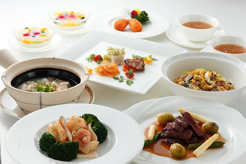 中国料理「珠江」おすすめコース