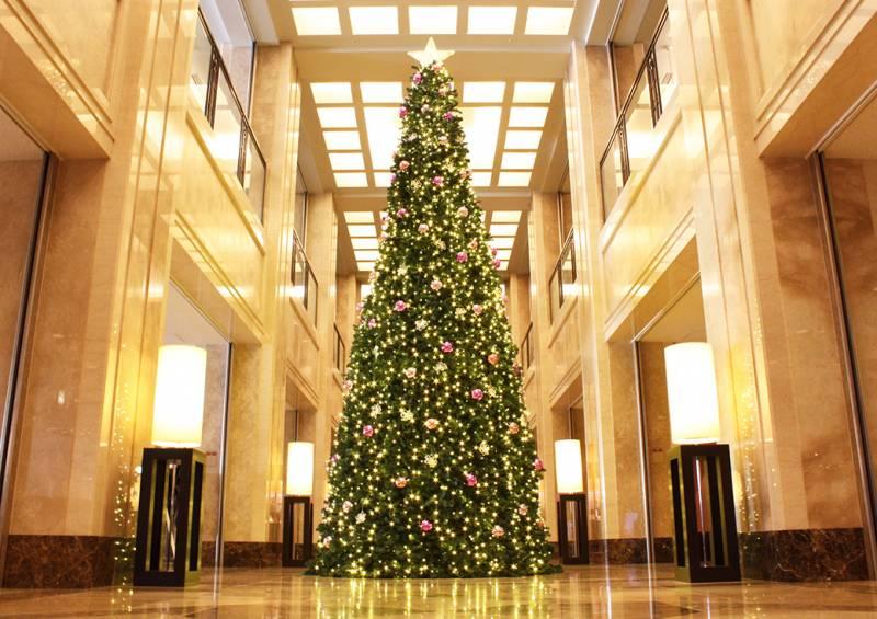 令和 慶祝クリスマスツリー