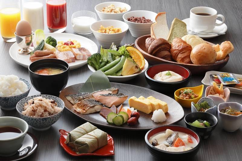 奈良の朝ごはんイメージ