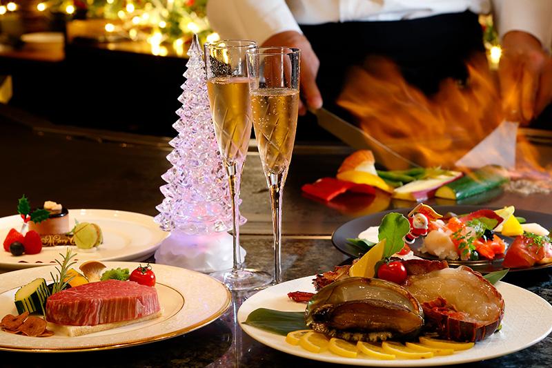 クリスマスおすすめディナー