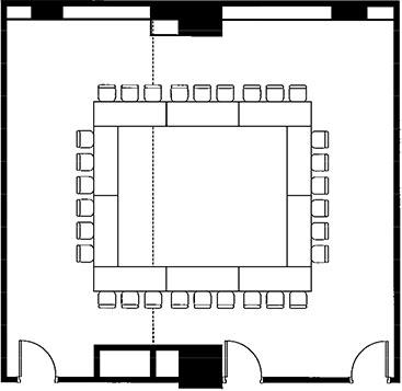 Square shape style