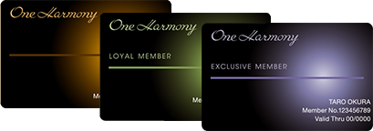 One Harmony Card