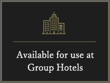 Available for use at Group Hotels