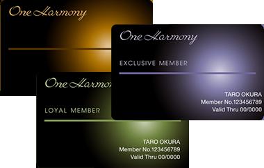 One Harmony会员