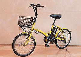 租借腳踏車